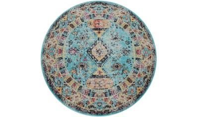 Paco Home Teppich »Artigo 429«, rund, 4 mm Höhe, In- und Outdoor geeignet, Wohnzimmer kaufen