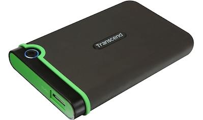 Transcend »StoreJet 25M3« externe HDD - Festplatte 2,5 '' kaufen