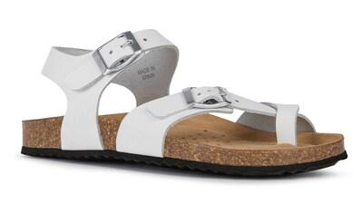Geox Sandale »D BRIONA«, mit Zehensteg kaufen