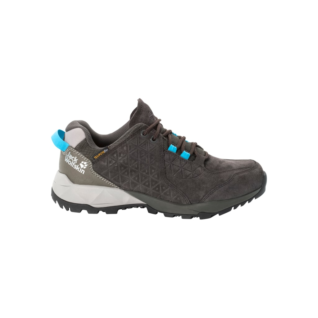 Jack Wolfskin Outdoorschuh »CASCADE HIKE LT TEXAPORE LOW W«