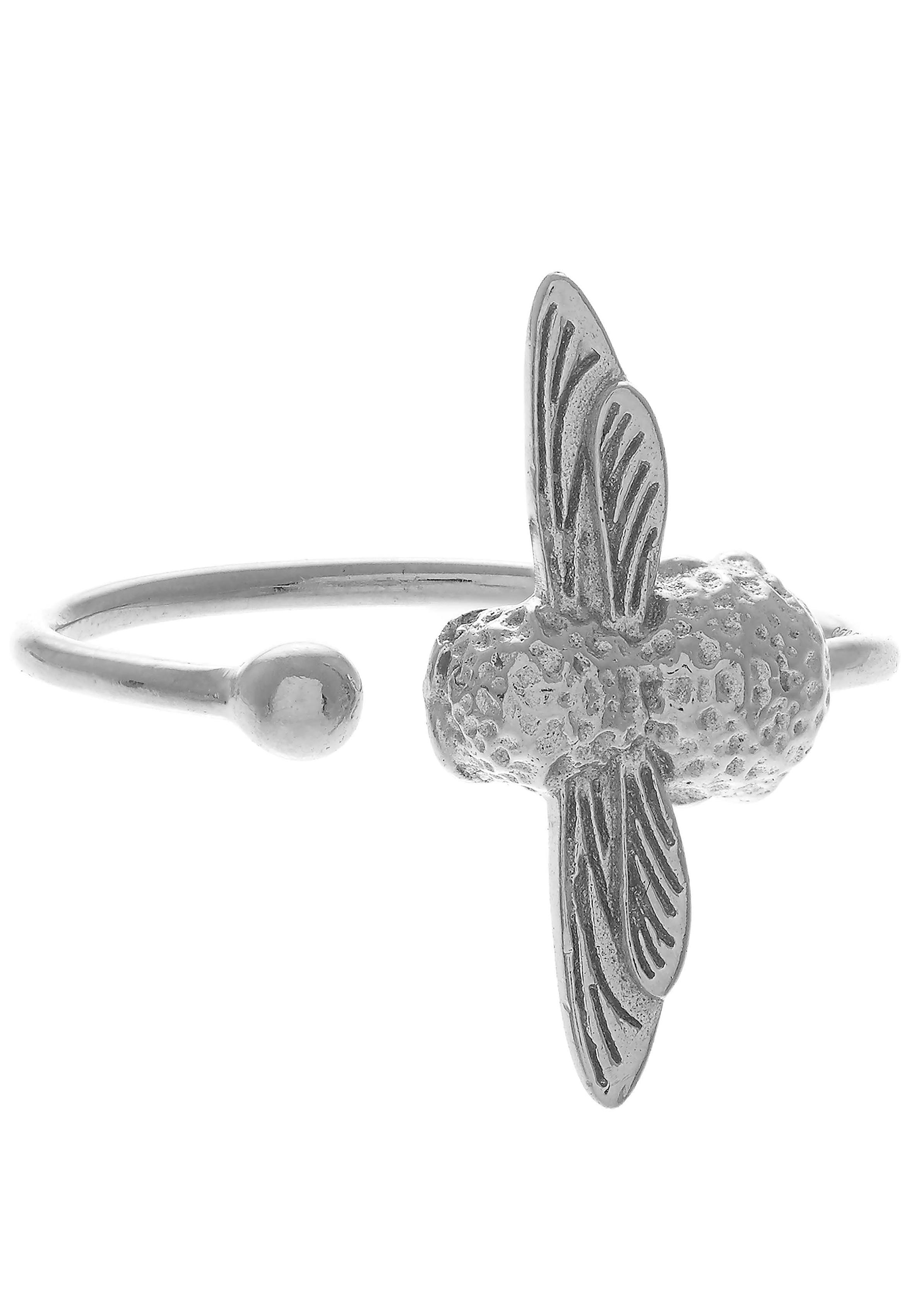 OLIVIA BURTON Fingerring 3D Bee OBJ16AMR03 | Schmuck > Ringe > Fingerringe | Olivia Burton