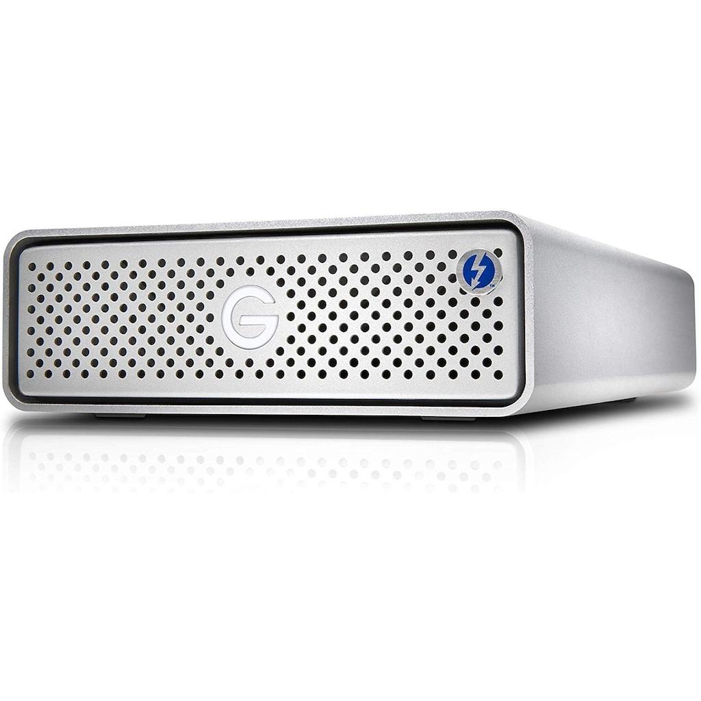 G-Technology externe HDD-Festplatte »eine ultraschnelle High-Performance-Speicherlösung«, G-DRIVE with Thunderbolt 3
