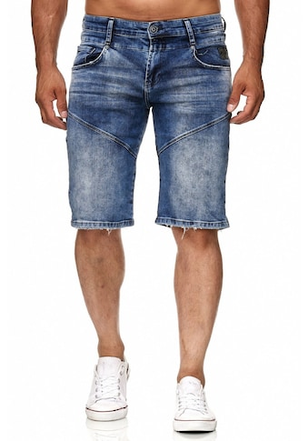 Rusty Neal Jeans - Shorts mit Buttonfly kaufen
