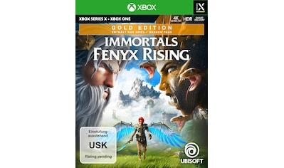 Immortals Fenyx Rising Gold Edition Xbox One kaufen