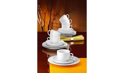 "Seltmann Weiden Kaffeeservice ""RONDO"" (18 - tlg.), Porzellan kaufen"