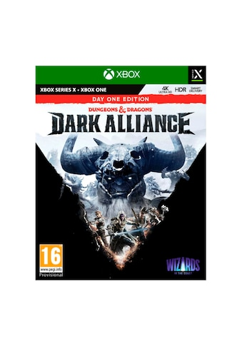 Koch Media Spiel »Dungeons & Dragons: Dark Alliance - Day One Edition«, Xbox Series X kaufen