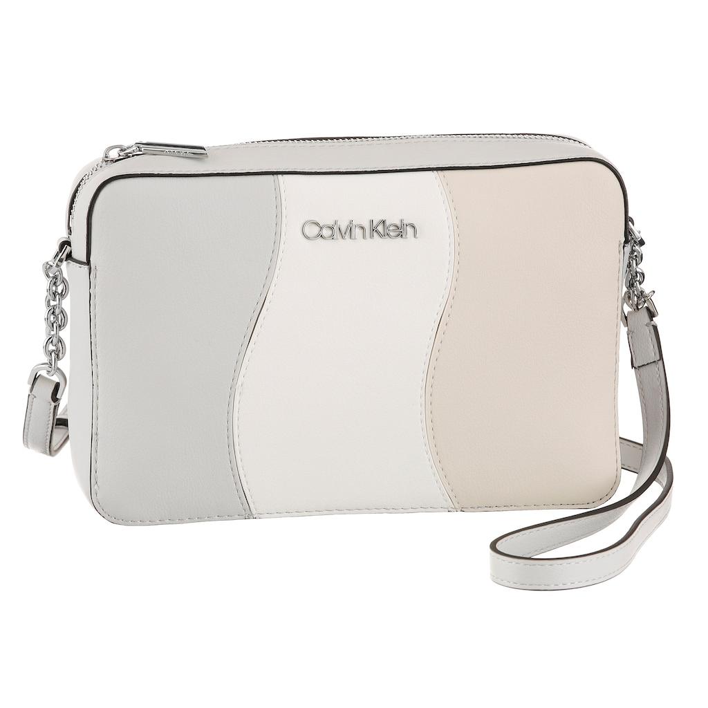 Calvin Klein Mini Bag »Patchwork«, in schlichter Optik
