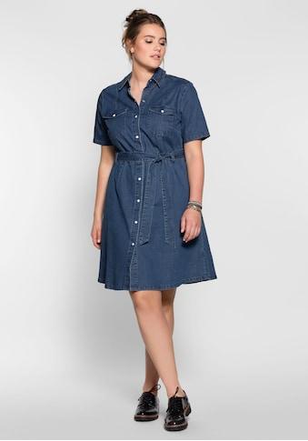 Sheego Jeanskleid kaufen