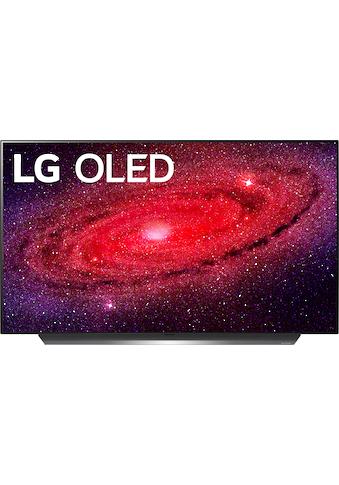LG OLED48CX9LB OLED - Fernseher (121 cm / (48 Zoll), 4K Ultra HD, Smart - TV kaufen