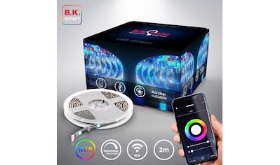 B.K.Licht LED - Streifen 60  - flammig kaufen