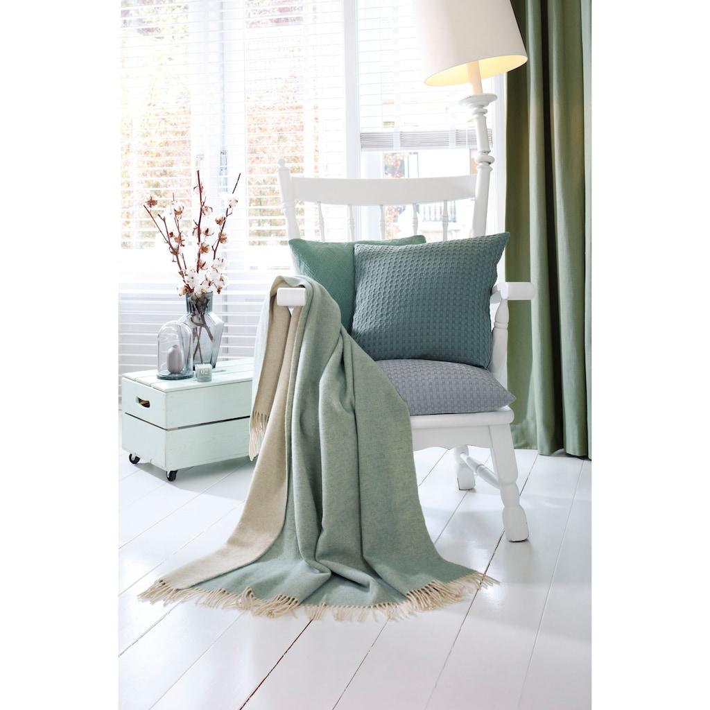 BIEDERLACK Plaid »Plaid Soft Impression«, im Doubleface-Look