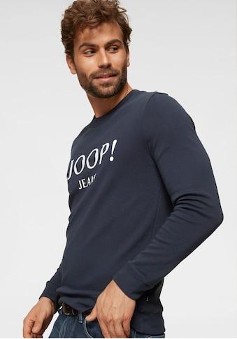 Joop Jeans Sweatshirt »MODERN FIT  -  Alfred« kaufen