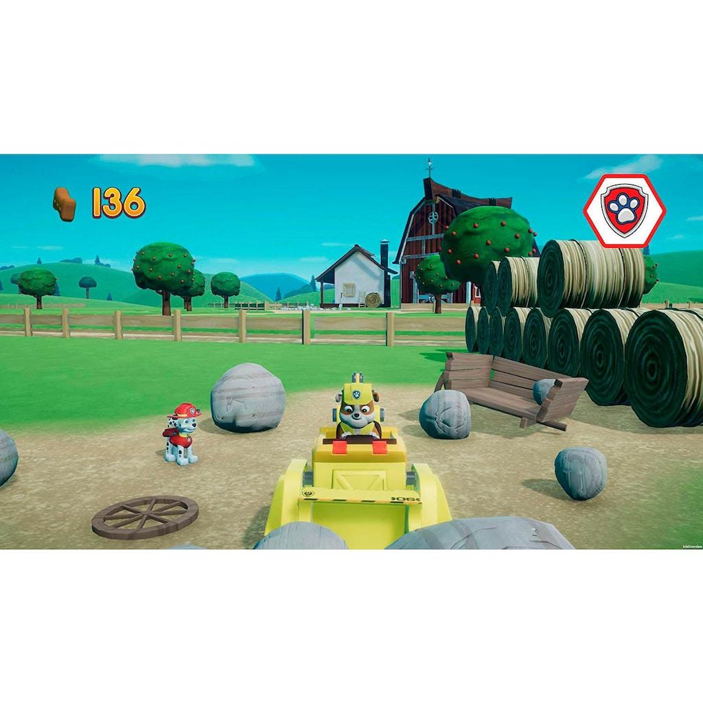 Spiel »Paw Patrol: Im Einsatz«, Nintendo Switch, Software Pyramide