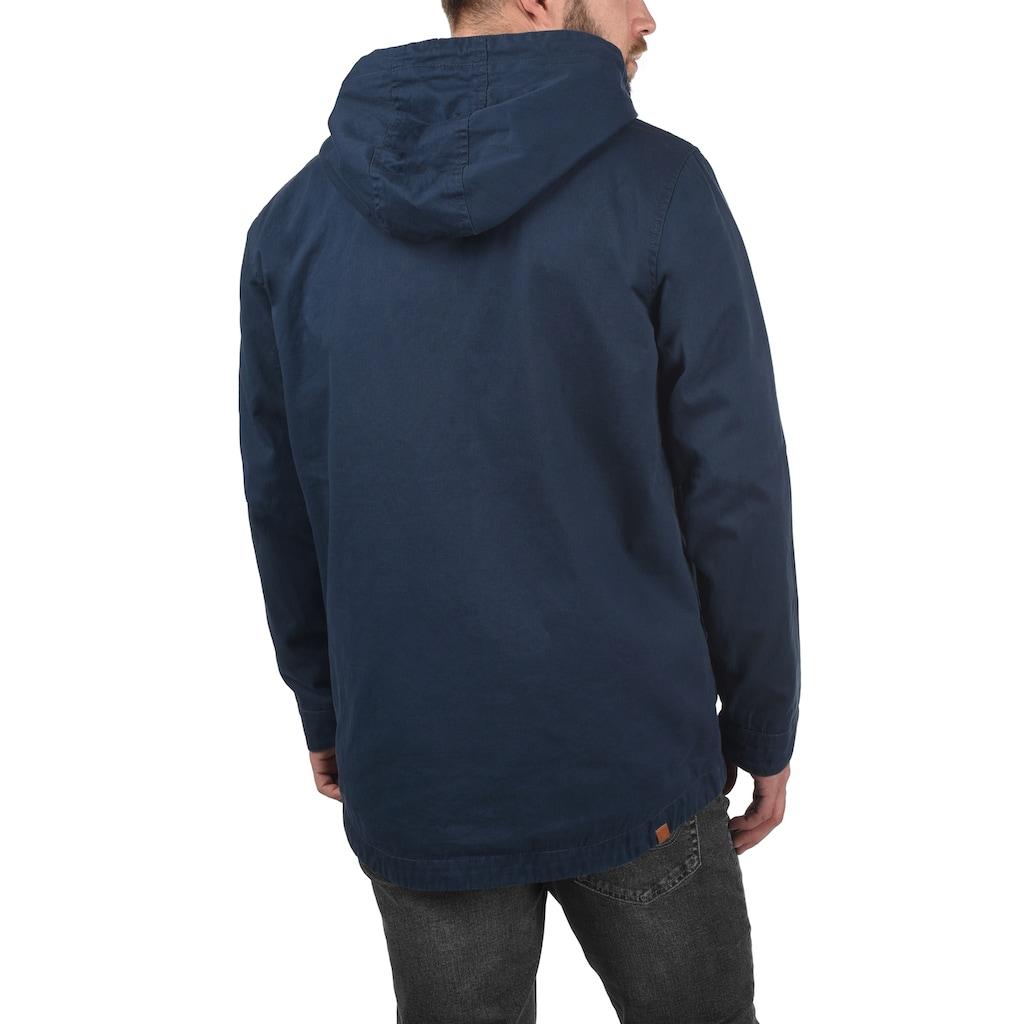 Blend Kurzjacke »Bobby«, Übergangsjacke mit kontrastfarbenen Reißverschlüssen