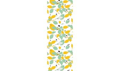 queence Vinyltapete »Oscar«, 90 x 250 cm, selbstklebend kaufen