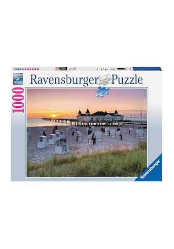 """Ravensburger Puzzle """"Ostseebad Ahlbeck, Usedom"""" kaufen"""