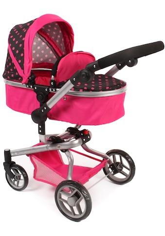 """CHIC2000 Kombi - Puppenwagen """"Yolo, Pink"""" kaufen"""