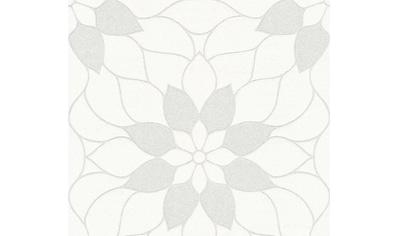 living walls Vliestapete »Neue Bude 2.0«, floral, mit Blumen, Glitzereffekt kaufen