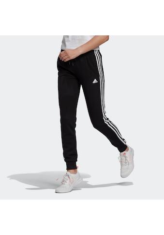 adidas Performance Jogginghose »3-STRIPES ESSENTIALS SLIM WOMENS« kaufen