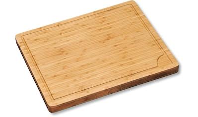KESPER for kitchen & home Schneidebrett, in Profi-Qualität kaufen