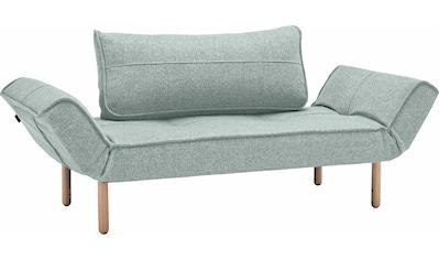 INNOVATION LIVING ™ Schlafsofa »Zeal«, im Scandinavian Design, Stem Beine, inklusive... kaufen