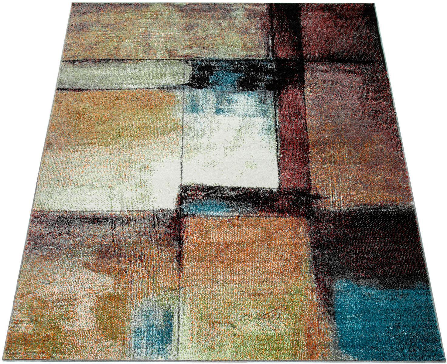 Teppich Gala 423 Paco Home rechteckig Höhe 14 mm maschinell gewebt