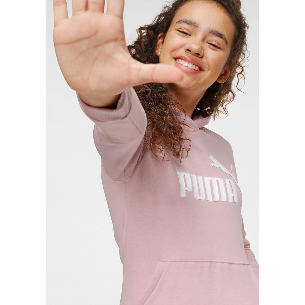 PUMA Kapuzensweatshirt »ESSENTIAL HOODY FLEECE GIRLS«