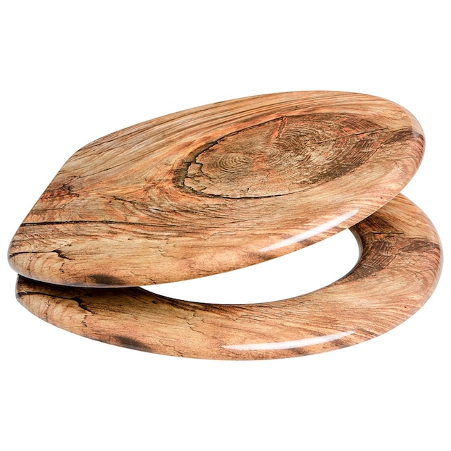 SANILO WC-Sitz »Rustikal«