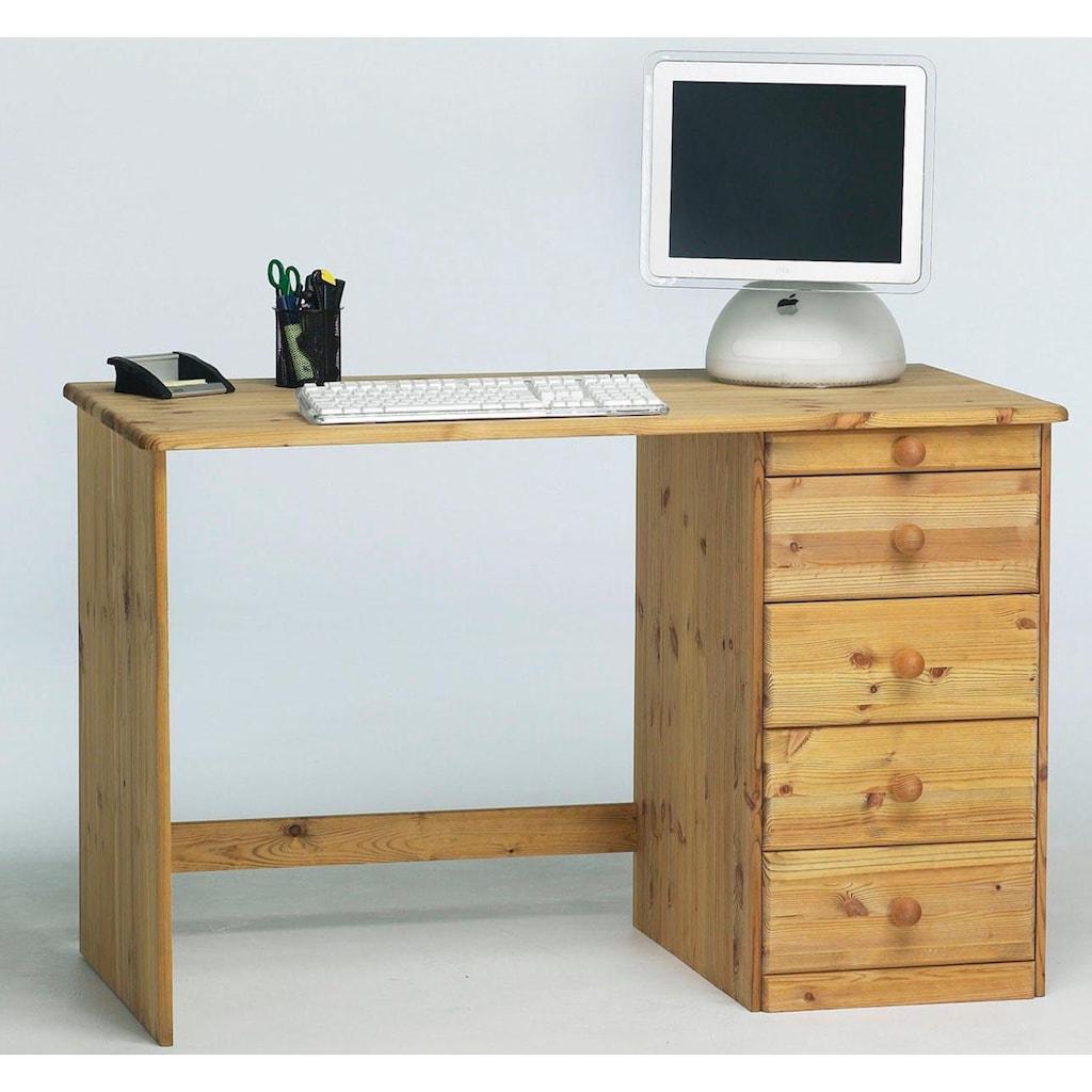 Home affaire Schreibtisch »Kent«, Breite 120 cm