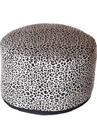 Home affaire Pouf »Gepard« kaufen