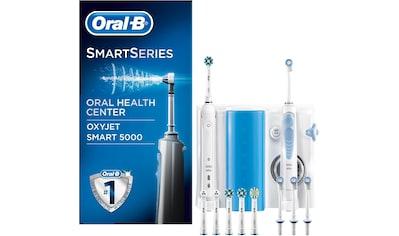 Oral B Mundpflegecenter »OxyJet Munddusche + Oral-B Smart 5000« kaufen