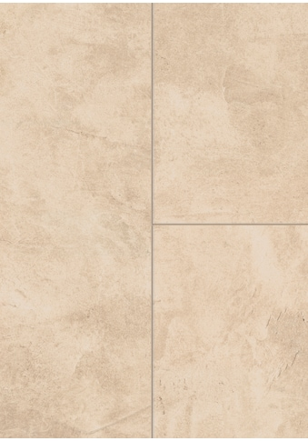 ter Hürne Designboden »Stein Terra sand«, mit fühlbarer Oberfläche und Klicksystem kaufen