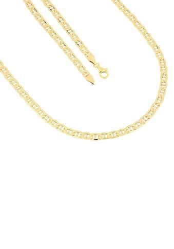 Firetti Kette ohne Anhänger »Stegpanzerkettengliederung, 4,8 mm, glänzend, 2-fach diamantiert« kaufen