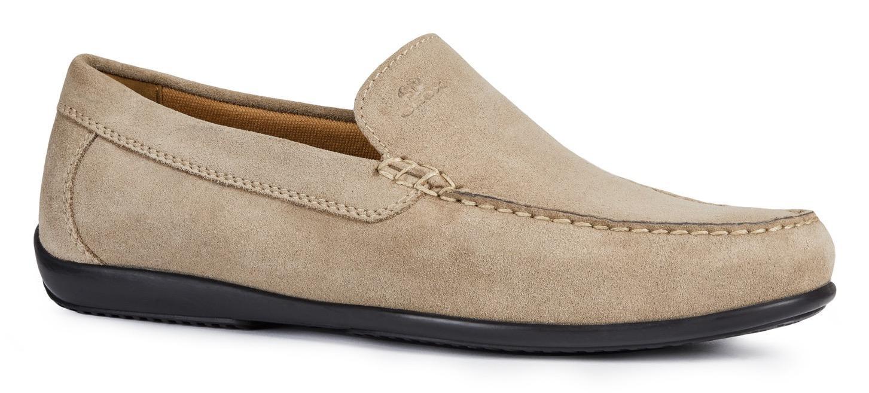 Geox Slipper U Ascanio | Schuhe > Slipper | Geox