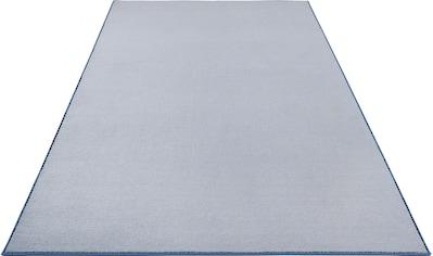 BT Carpet Teppich »Bare«, rechteckig, 10 mm Höhe, Kurzflor, besonders weich durch Microfaser, Wohnzimmer kaufen
