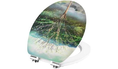 CORNAT WC-Sitz »4 Seasons«, mit 3D - Wechselmotiv kaufen