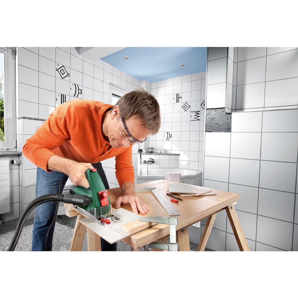 BOSCH Handkreissäge »PKS 16 Multi«, Inkl. Sägeblätter und Kunststoffkoffer
