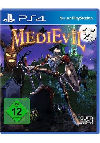 PlayStation 4 Spiel »MediEvil«, PlayStation 4 kaufen