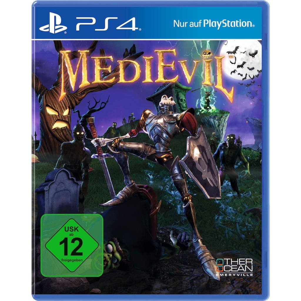 PlayStation 4 Spiel »MediEvil«, PlayStation 4