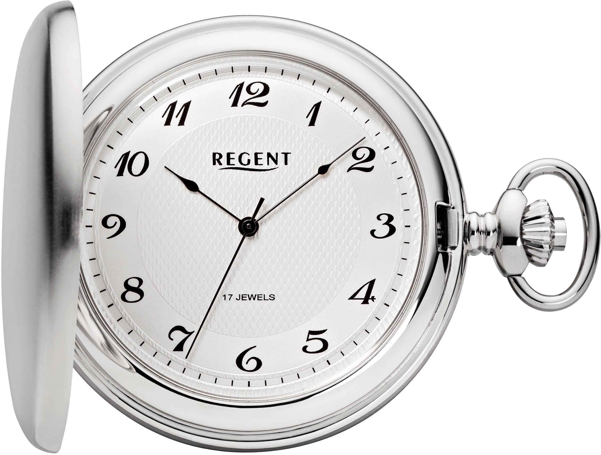 Regent Taschenuhr »P22« (Set, 2 tlg.) | Uhren > Taschenuhren | Regent
