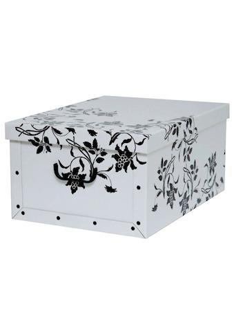 Kreher Aufbewahrungsbox »Barock Weiß« kaufen