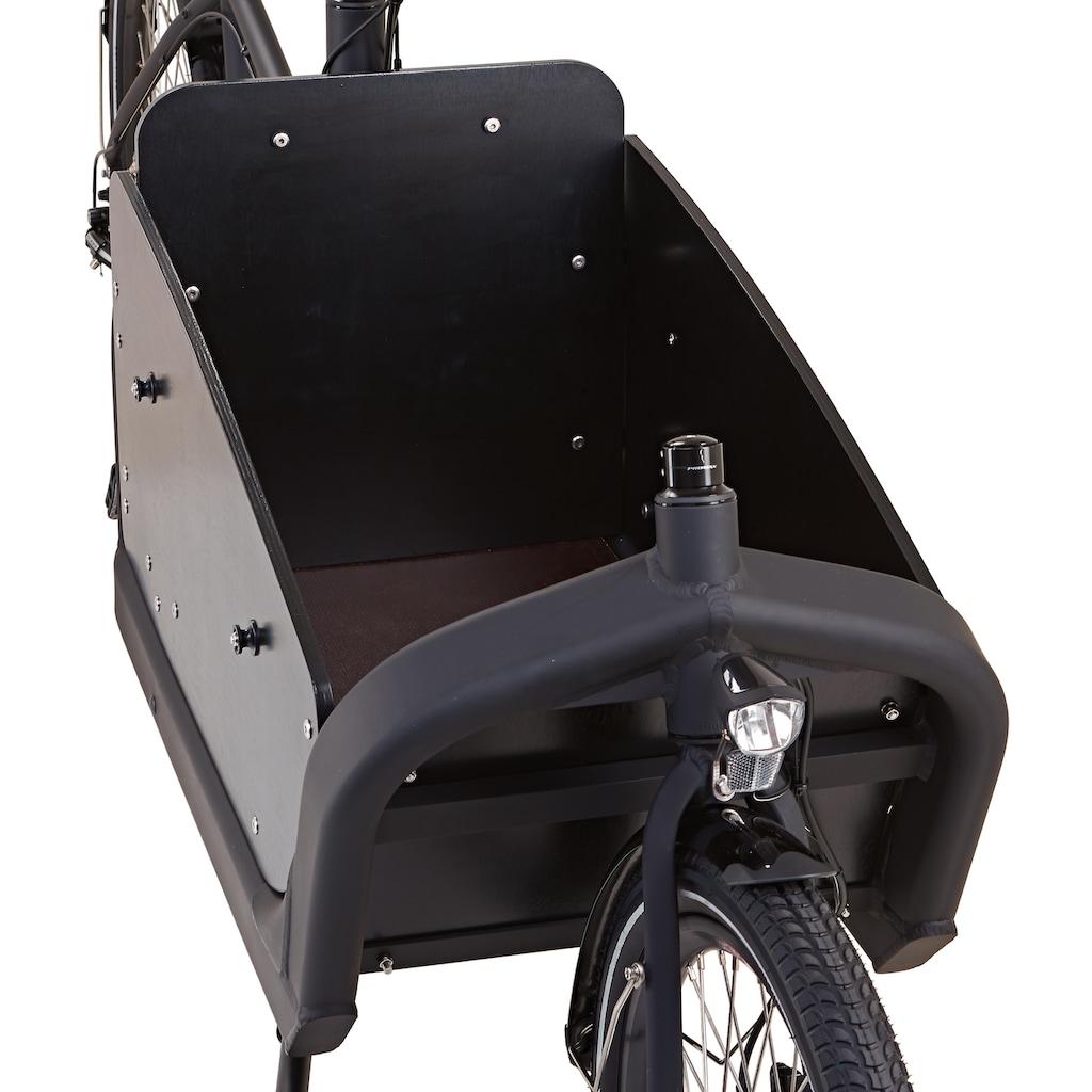 "Prophete E-Bike »CARGO E-Bike 20""/26""«, 8 Gang, Shimano, Shimano Acera, Mittelmotor 250 W"