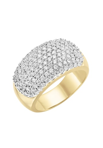 Luigi Merano Diamantring »mit Brillanten, Gold 585« kaufen