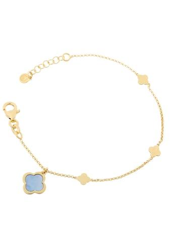 ORPHELIA Armband »Blume, ZA-7169/G«, mit Perlmutt kaufen