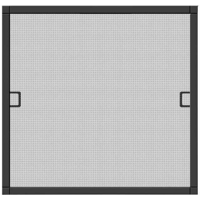SCHELLENBERG Insektenschutz-Fenster »PREMIUM«, BxH: 100x120 cm, anthrazit