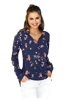 heiß-verkauf echt gut aus x USA billig verkaufen Jerseyblusen für Damen online kaufen » kurzarm & langarm | BAUR