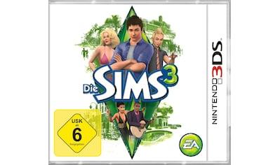 Die Sims 3 Nintendo 3DS kaufen