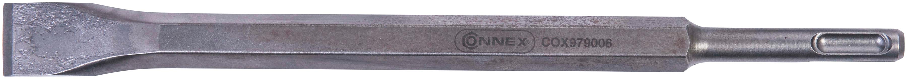 Connex Flachmeißel SDS plus, 20 x 250 mm grau Meißel Werkzeug Maschinen