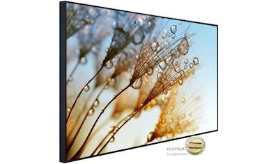 Papermoon Infrarotheizung »Nasse Pflanzen«, sehr angenehme Strahlungswärme kaufen