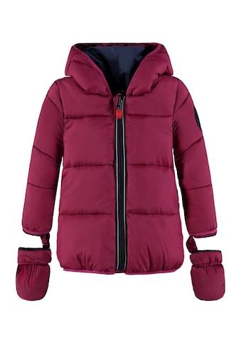 Marc O'Polo Junior Jacke mit Kapuze und abnehmbaren Handschuhen kaufen